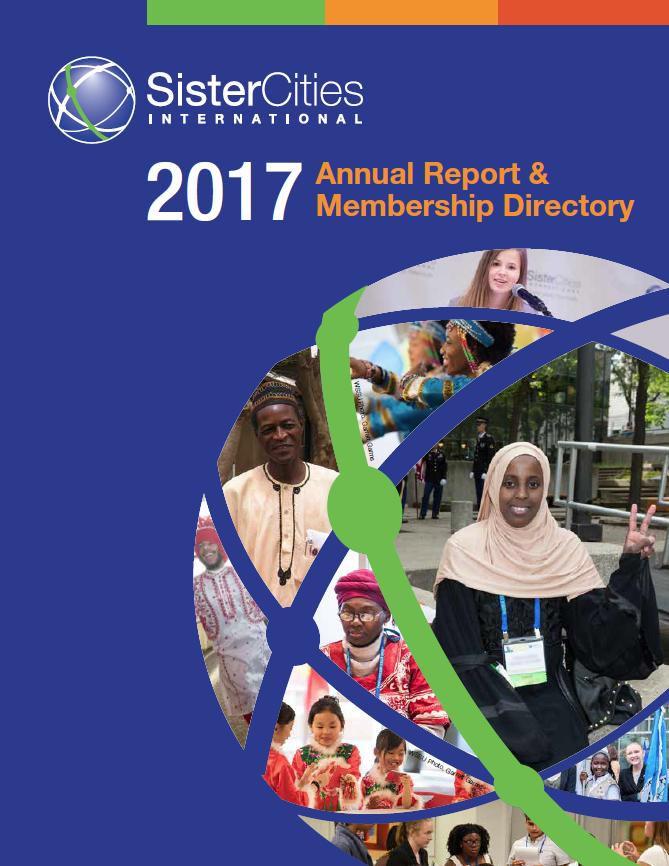 2017 membership directory annual report cover