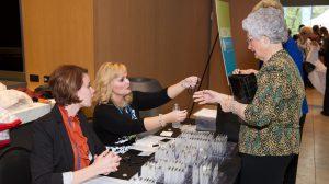 Registration Desk - Annual Conference in Minneapolis