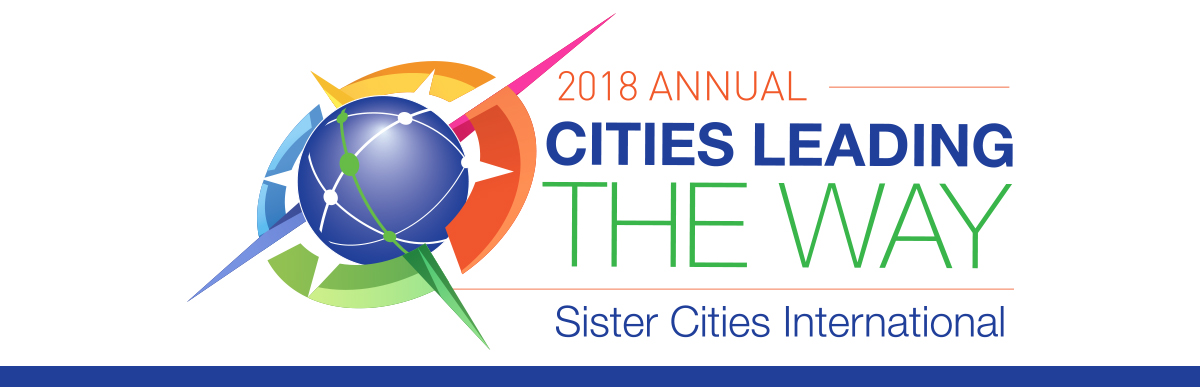 2018 Conference Logo Cities Leading the Way