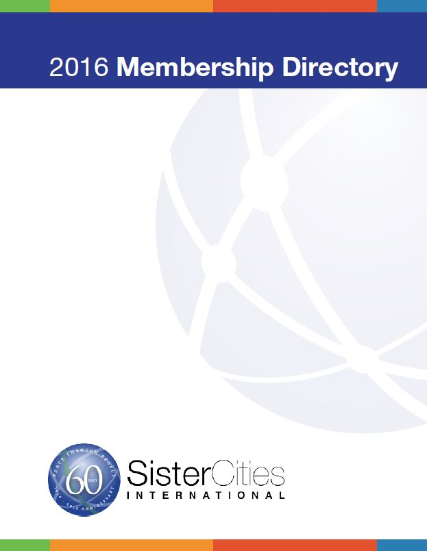 2016 Annual Report and Directory