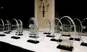 Annual Awards on Display