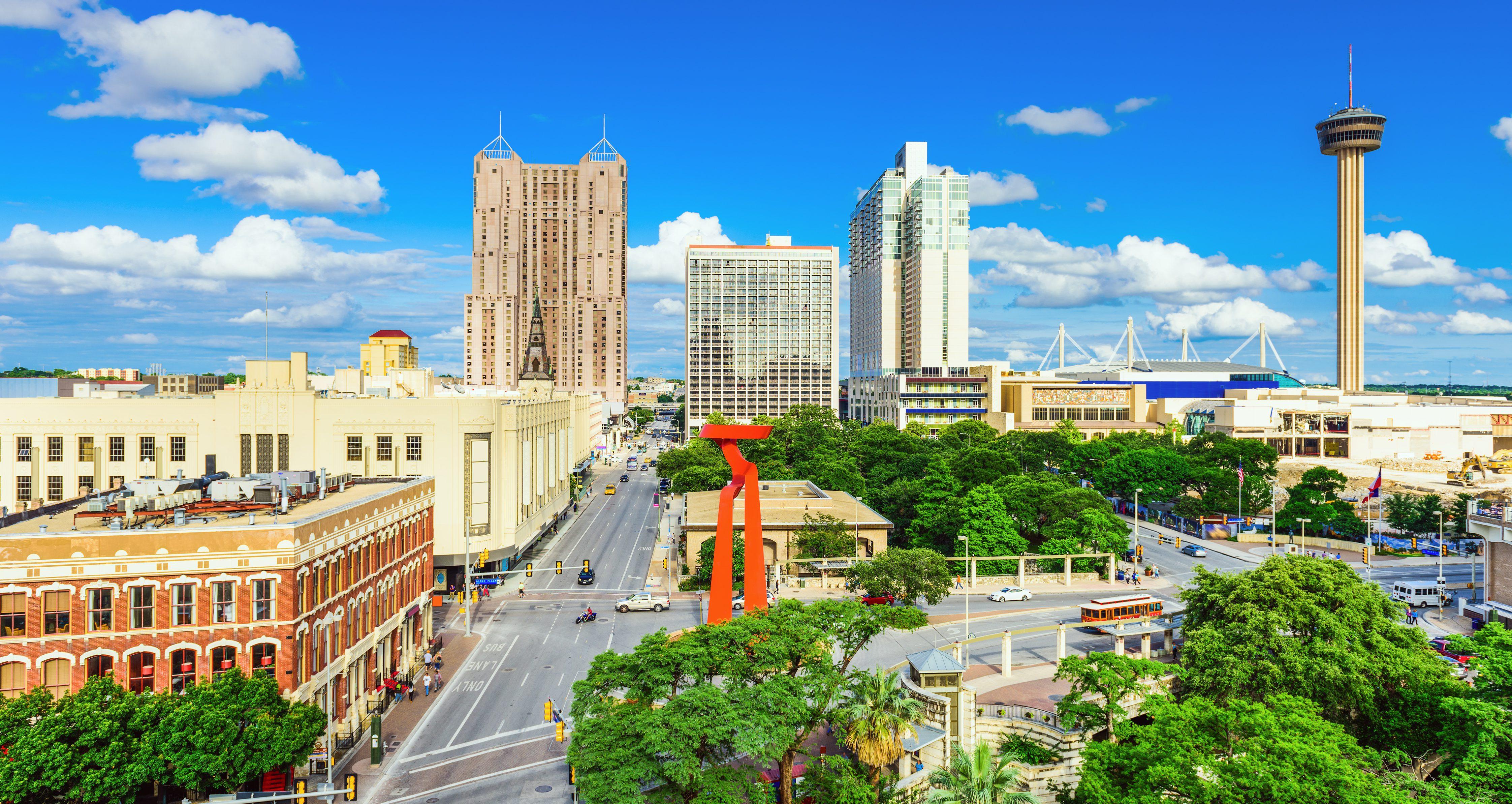San Antonio Texas Sister Cities International Sci