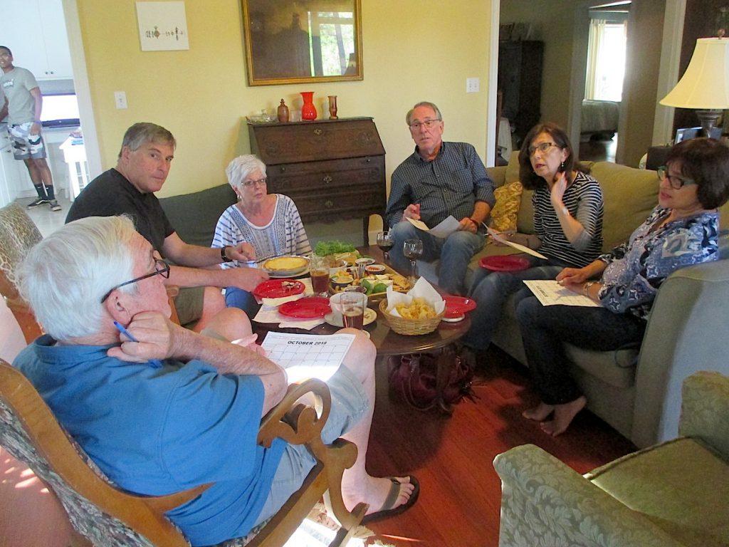 Crestview planning meeting