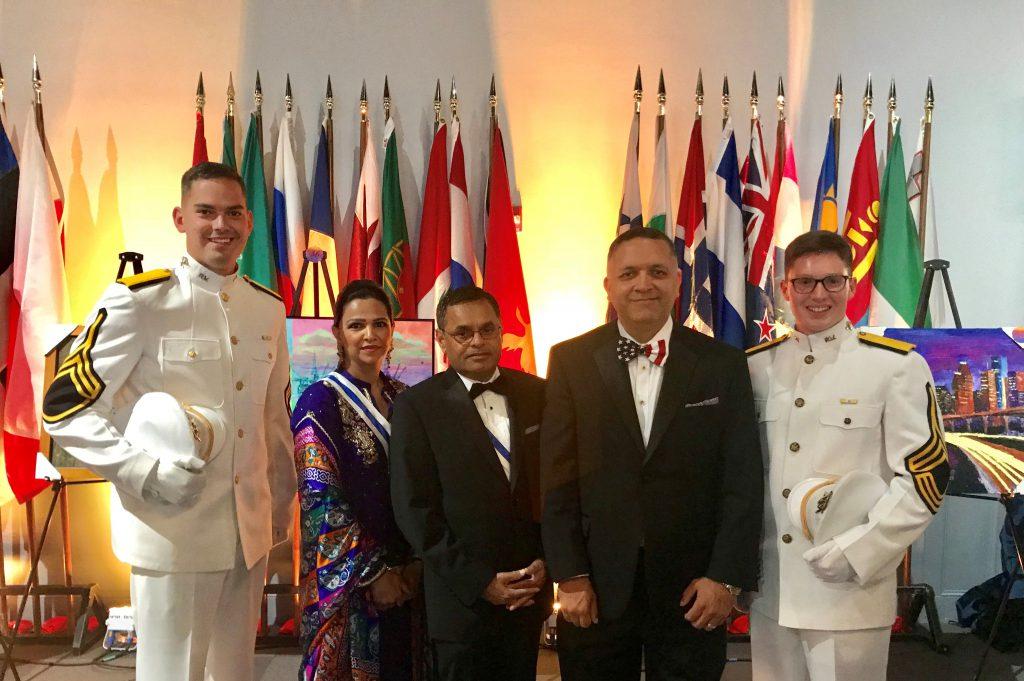 Houston Consular Ball 2017