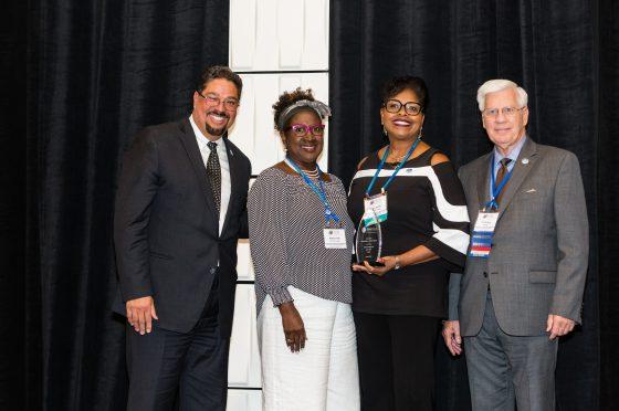 Representatives from Atlanta Montego Bay Sister Cities Receive Annual Award