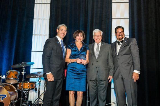 Mae Ferguson Receives Chairman's Award