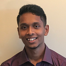 Chetan Nama, Finance Intern