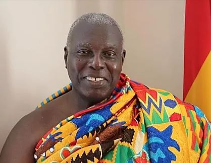Dr. Barfour Adjei-Barwuah